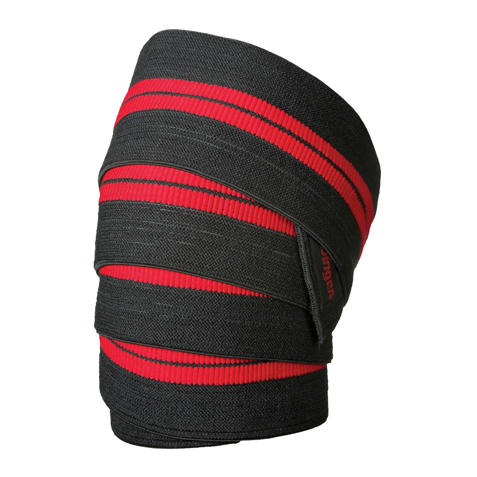 Red Line Knee Wraps 78""