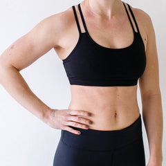 Rhapsody Sports Bra (Midnight)