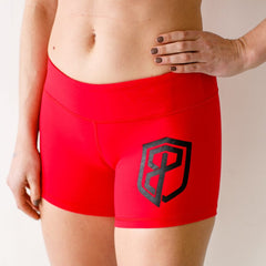 BOOTY SHORTS FOR HIGH-INTENSITY FITNESS