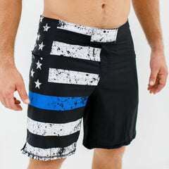 Performance shorts for men's daily wod in the high-intensity hiit community and crossfit®.