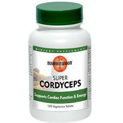 Super Cordyceps improves HIIT workouts for high-intensity WOD's