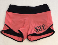 321 Ladies WOD Shorts