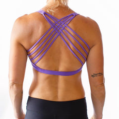VITALITY SPORTS BRA (VIOLET PURPLE)