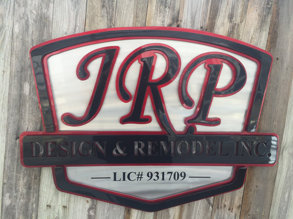 Custom JRP Corporate Logo