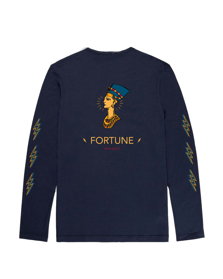 Pharaoh Long Sleeve Navy