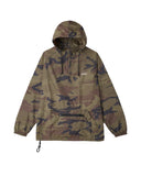 Camo Pull Over Anorak