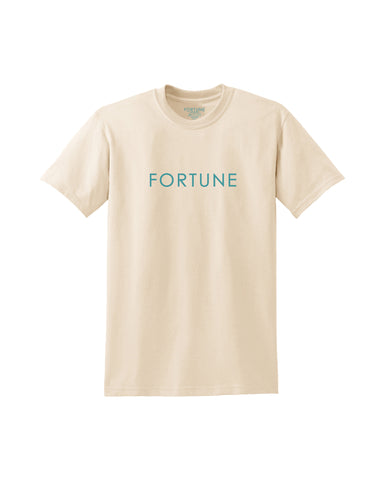 Fortune Kitchen Tee (WHT)