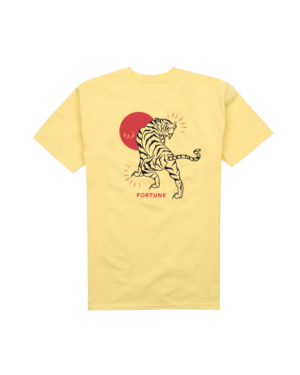 Tiger Tee Yellow