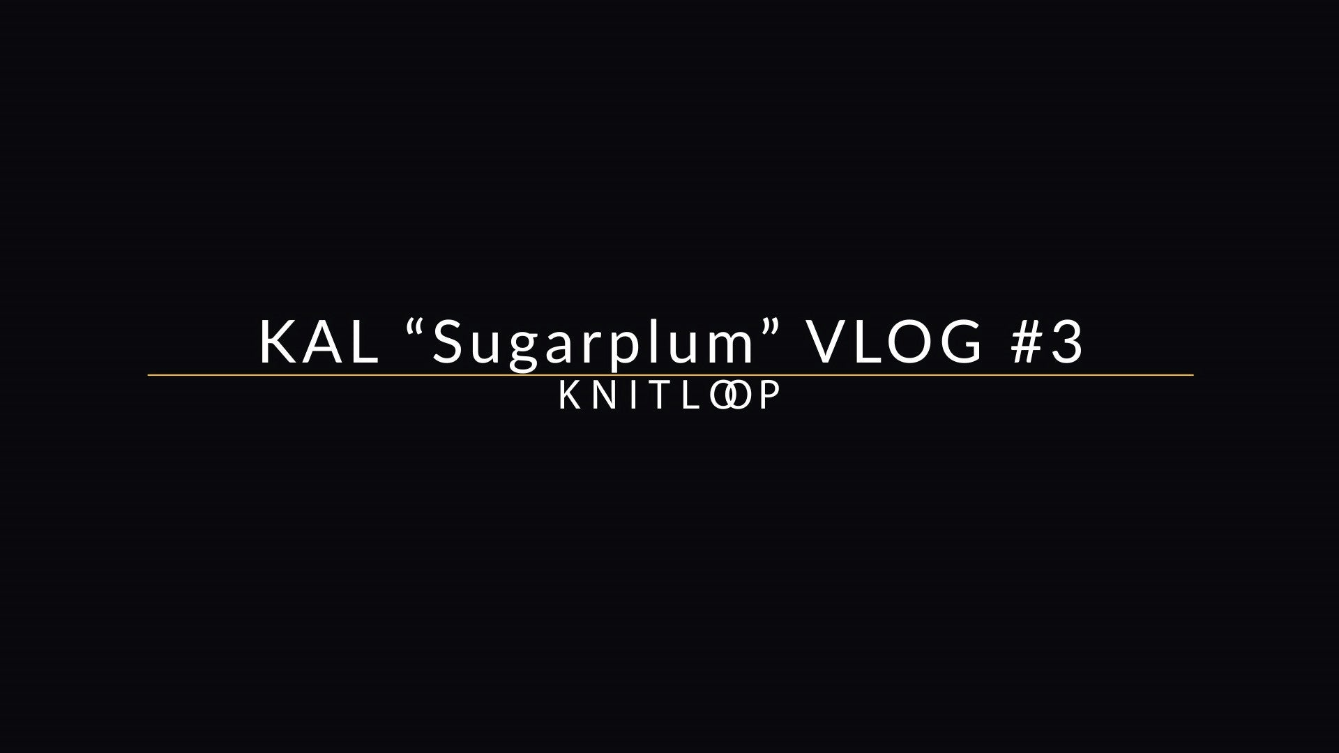 FOLGE 3 - KNIT ALONG 'TOP SUGARPLUM'