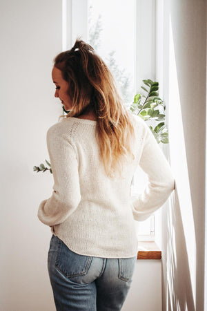 Kisa Sweater (Strickset)