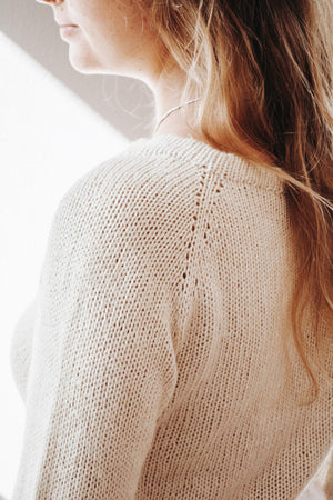 Strickanleitung Kisa Sweater