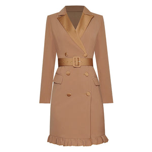 Destiny Blazer Dress