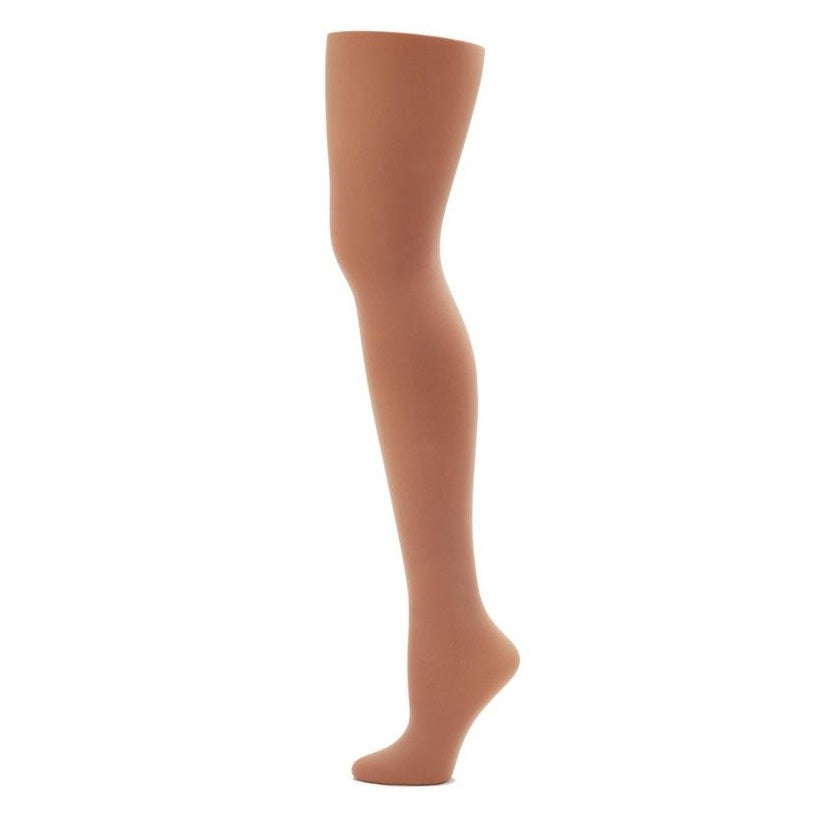 Capezio Ultra Soft Footed Tights 1915C - Girls
