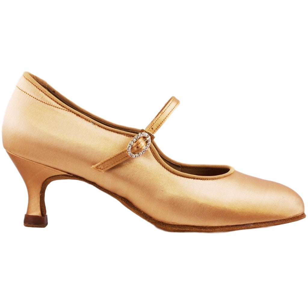 BD Dance Standard Ballroom Dance Shoes for Ladies, Model 137