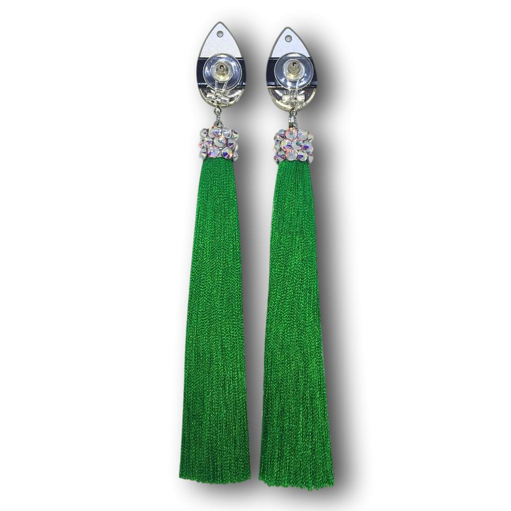Tassels - Light Green