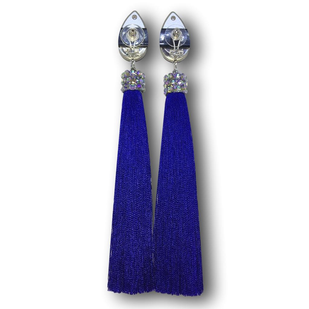 Tassels - Navy Blue