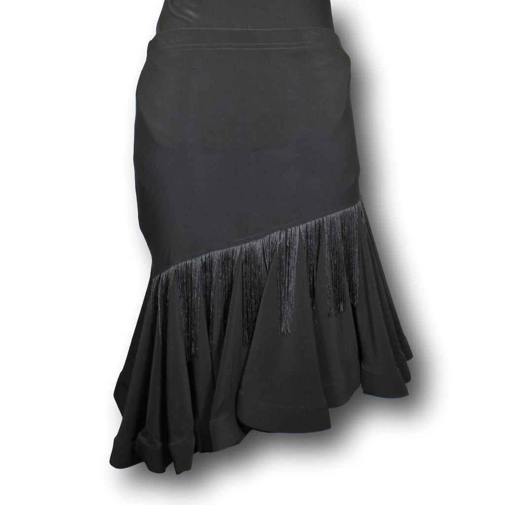 Women's Latin Skirt UL-1031