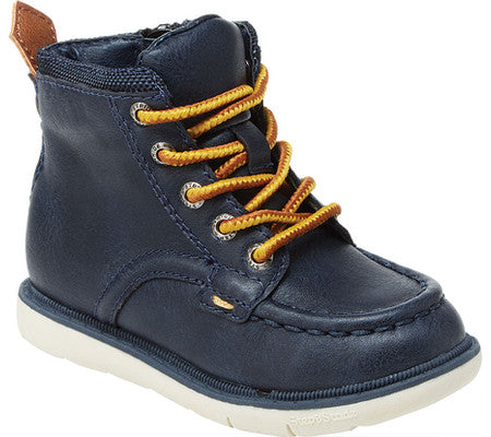 Step & Stride Boy's Hunter Boot Charcoal