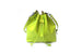 Convertible Leather Back/Backpack in Green