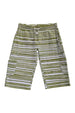 Nui Organics Boy's Kavi Shorts Green Tide