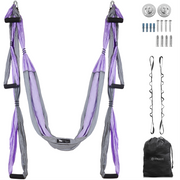 Yoga Swing Two-Tone Purple/Grey