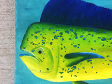 A Fish So Nice... Green Decor