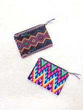 Geo Cosmetic Bag/Clutch