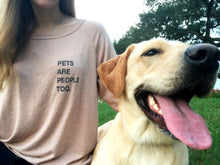 Pets Are People Too Fleece Sweater