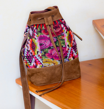 Multi Boho Leather Bag