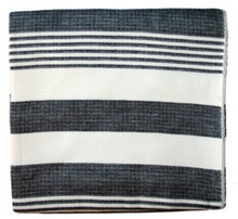 Stripes Loom Woven Throw