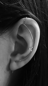 Element Needle Earring