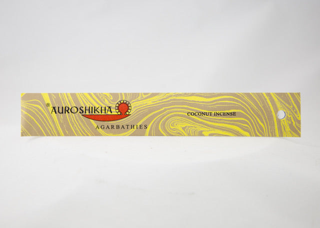 Auroshikha Coconut Incense Sticks 10g