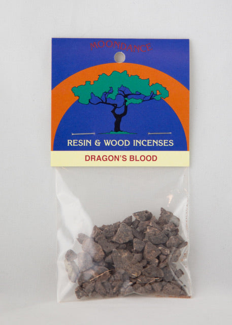 Resin Incense Dragons Blood 10g
