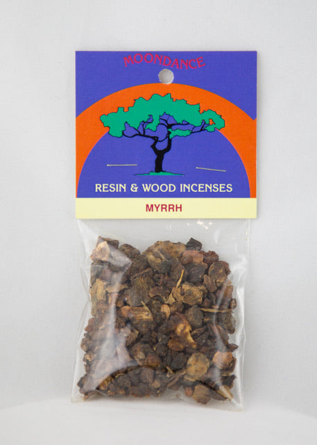 Resin Incense Myrrh 25g