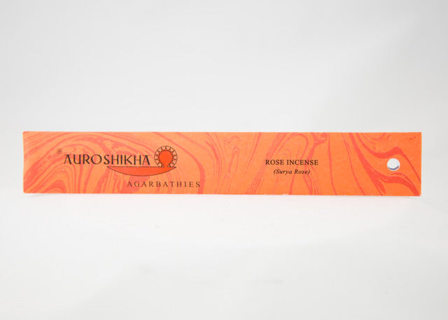 Auroshikha Rose Incense Sticks 10g