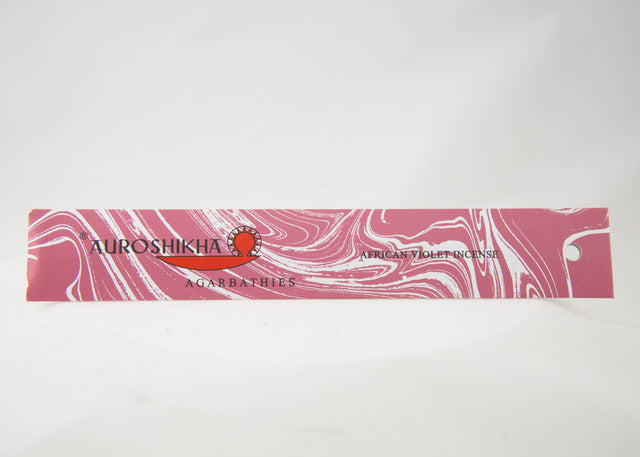Auroshikha African Violet Incense Sticks 10g