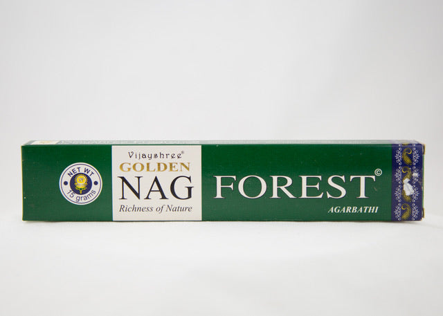Golden Nag Forest Incense Sticks 15g