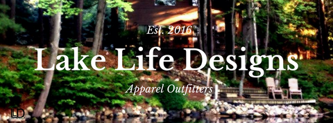 Lake Life Designs Love Lake Live