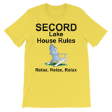 Secord Lake Relax short sleeve t-shirt