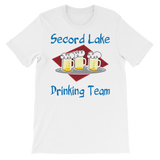 Secord Lake Drinking Team short sleeve t-shirt