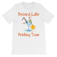 Secord Lake short sleeve t-shirt