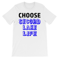 Secord Lake Choose 2 short sleeve t-shirt