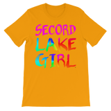 Secord Lake Girl 2 short sleeve t-shirt
