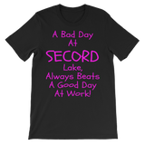 Secord Lake Day short sleeve t-shirt