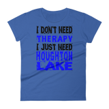 Secord Lake Therapy Women's short sleeve t-shirt