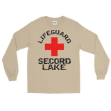 Secord Lake Long Sleeve T-Shirt