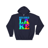 Secord Lake Hooded Sweatshirt
