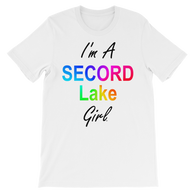 Secord Lake Girl short sleeve t-shirt