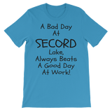 Secord Lake Day 2 short sleeve t-shirt