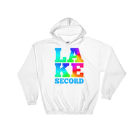Secord Lake LAKE Hooded Sweatshirt